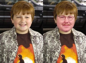 Angus T. Jones or Rick Phllips